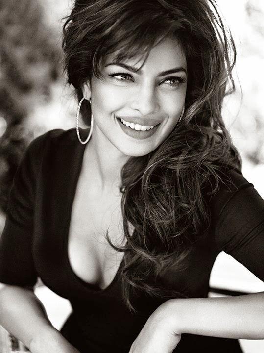 Priyanka Chopra Guess Nov Magazine Hot Shoot