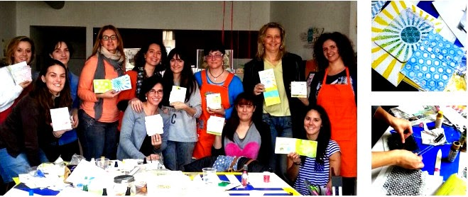 Taller Scrapbooking Madrid