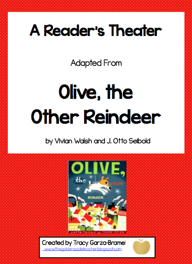 Olive, the Other Reindeer Reader's Theater