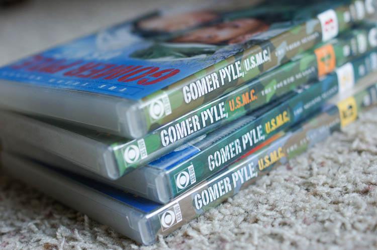 Gomer Pyle, U.S.M.C.   Ribbons Down My Back
