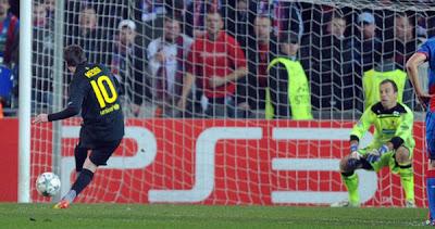Viktoria Plzen 0 - 4 Barcelona (3)