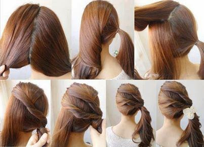 hairstyle ideas for school