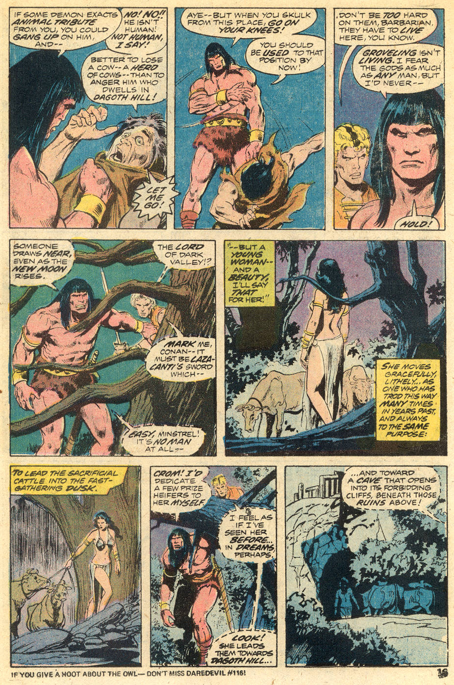 Conan the Barbarian (1970) Issue #45 #57 - English 11