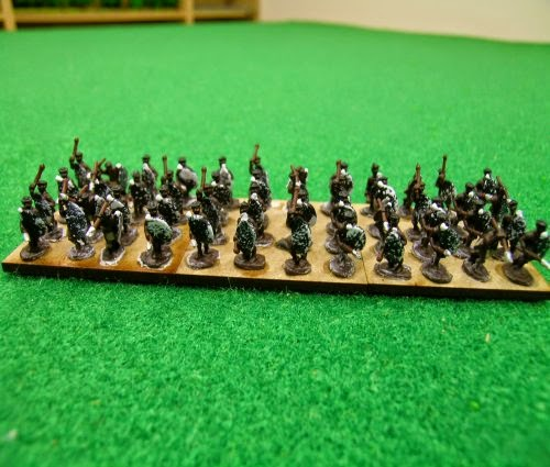 Painting Magister Militum Zulus Picture 3