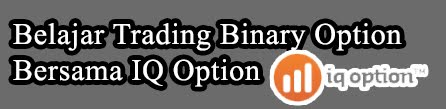 Trading Binary Option IQ Option