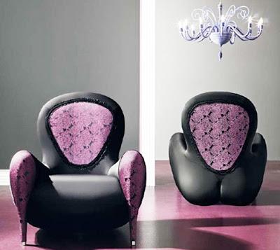 sillón femenino