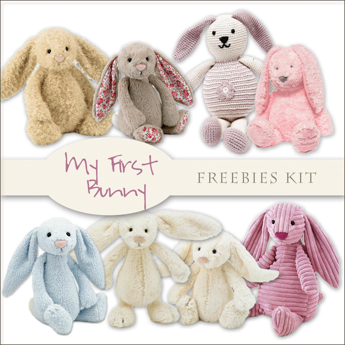 Rabbit freebies