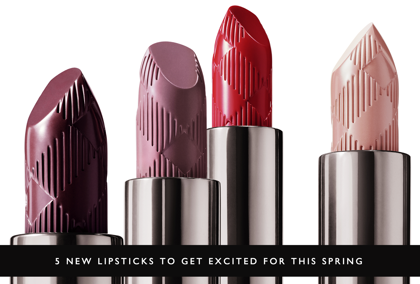 lipstick launch spring 2015, new lipsticks spring 2015, burberry kisses lipstick
