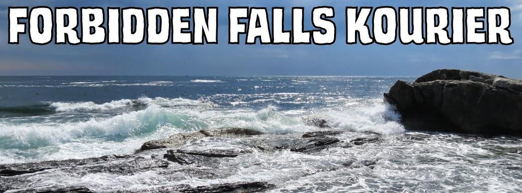Forbidden Falls Kourier