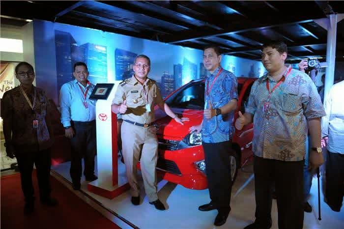 Kehadiran Toyota Memeriahkan POMA 2014