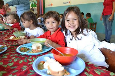 Lograda entrega de alimentos para los CE y las CN de la DRNS Mérida