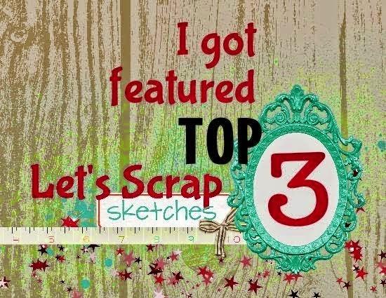 Top 3 - Let's Scrap