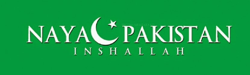 نیا پاکستان عظیم تر پاکستان