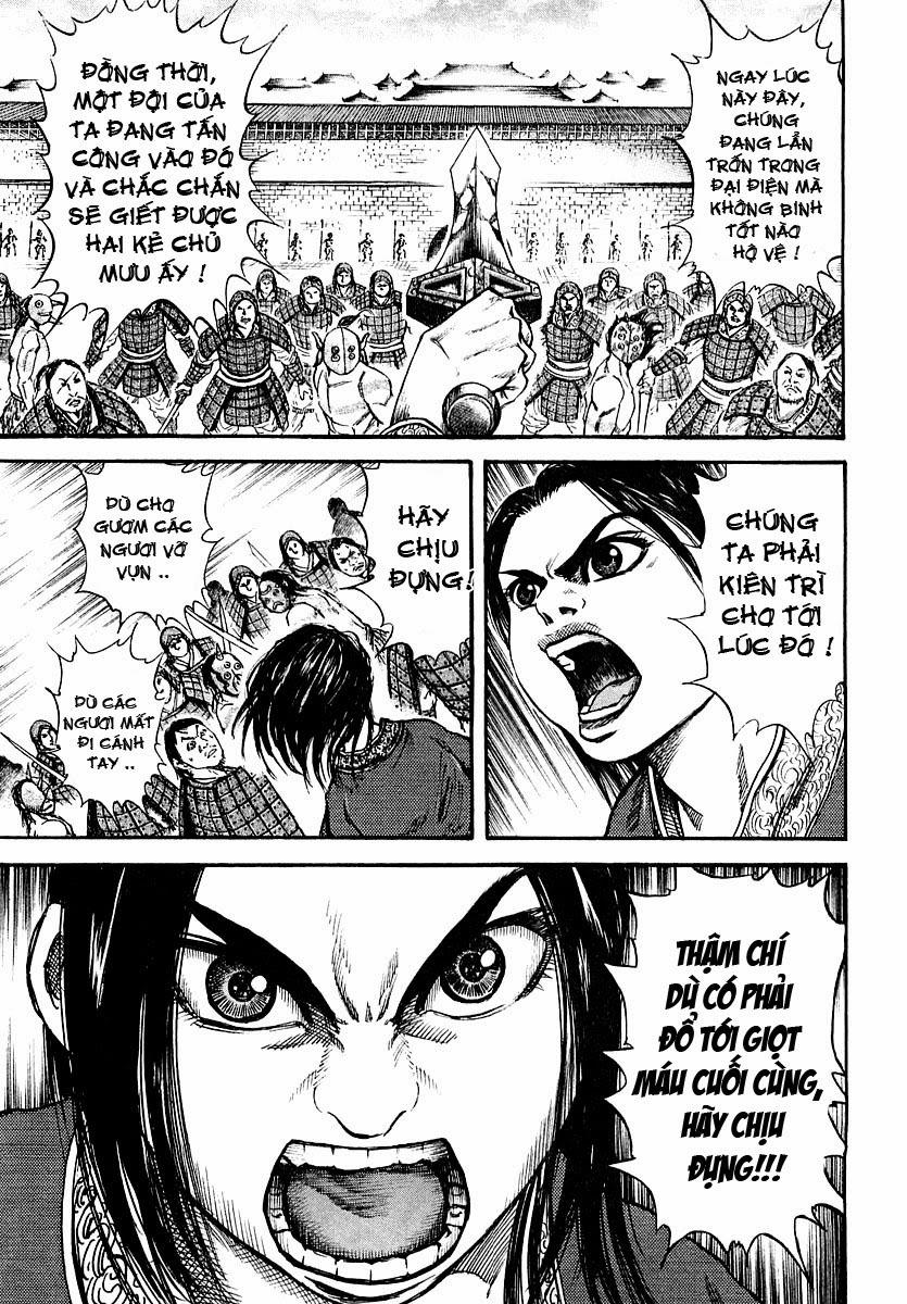 Kingdom – Vương Giả Thiên Hạ (Tổng Hợp) chap 37 page 6 - IZTruyenTranh.com