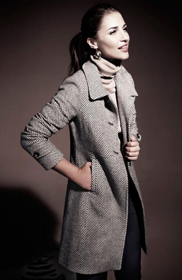 catálogo colección otoño invierno 2011 2012 Blanco