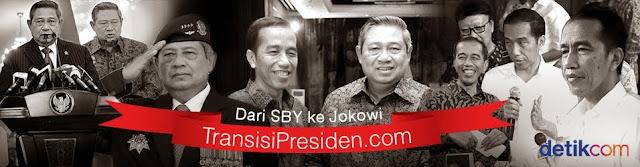 Transisi Presiden Sby - Jokowi