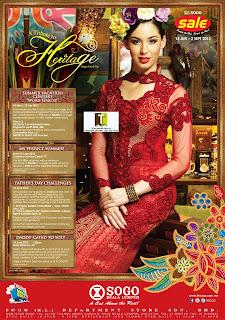 SOGO 1Malaysia Mega Sale Carnival 2012