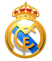 3D Real Madrid Logo