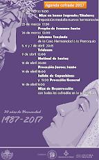 Programa Cofrade 2017