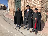 La asociación Amigos de la capa celebra San Blas