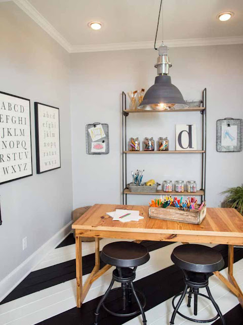 Fixer Upper Craft House Paint Colors