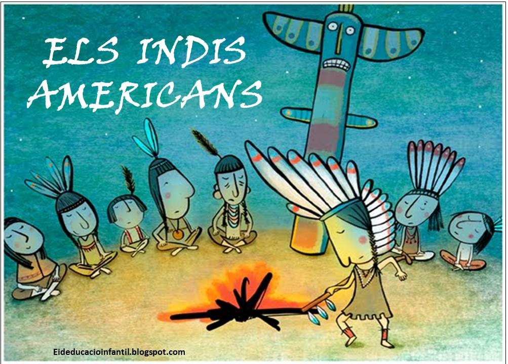 PROJECTE INDIS AMERICANS