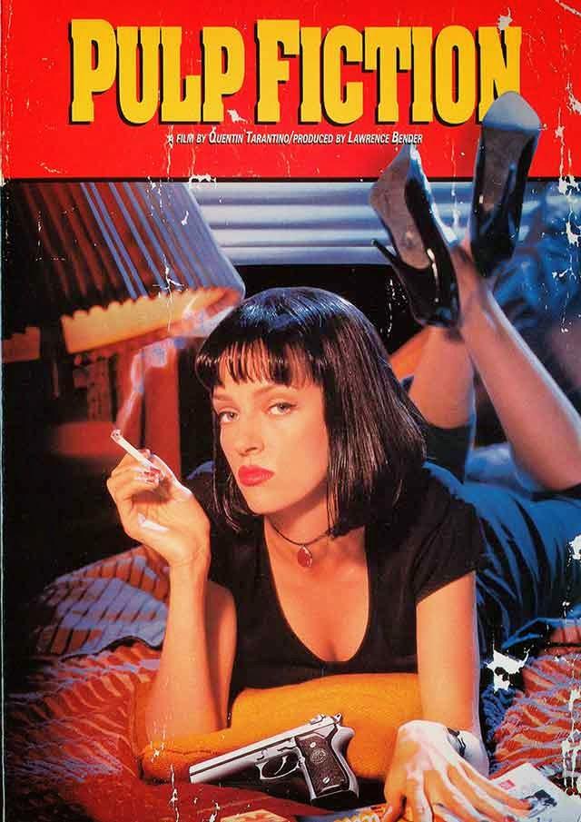 Cartel Pulp Fiction