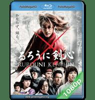 KENSHIN, EL GUERRERO SAMURÁI (2012) FULL 1080P HD MKV ESPAÑOL LATINO