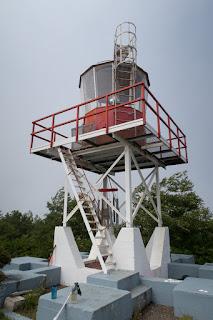 Cape Scott Provincial Park, Lighthouse