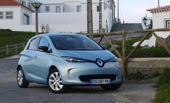Renault Zoe in Portugal