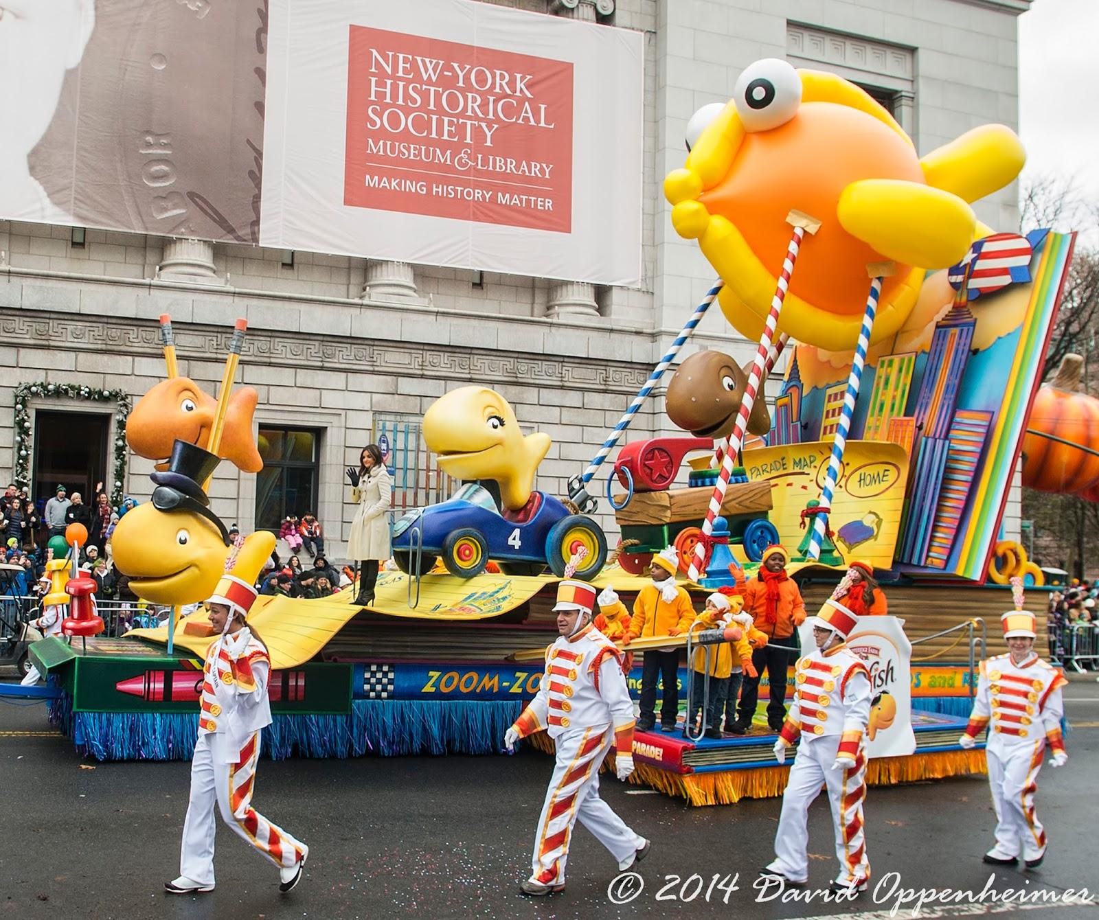 Goldfish on Parade by Pepperage Farm Goldfish