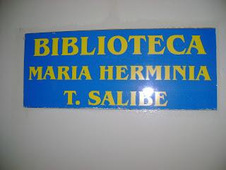 Biblioteca comunitária do Rotary Araçatuba - Cruzeiro do Sul