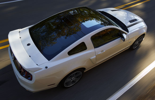2013 Ford Mustang Models