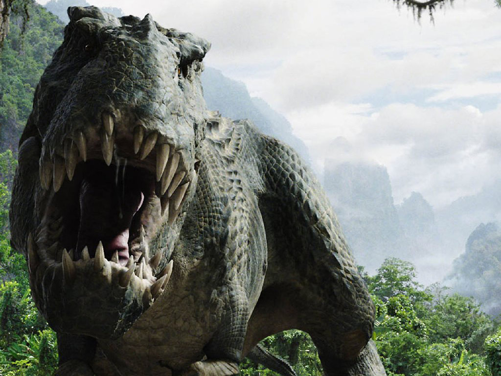 t rex An astonishing adolescent growth spurt accounts for t rex's enormous size.