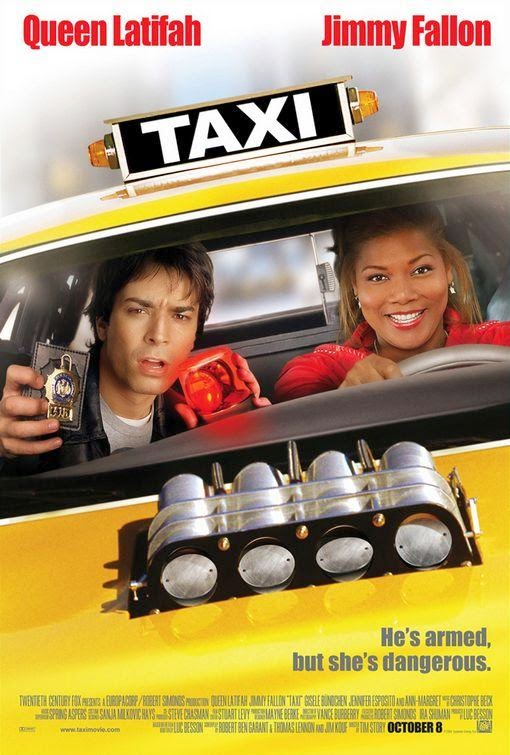 Taxi: Derrape total – DVDRIP LATINO