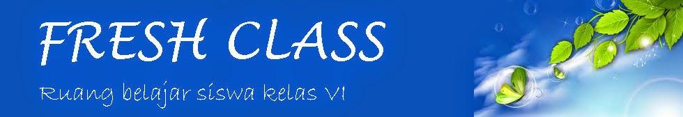 FRESH CLASS
