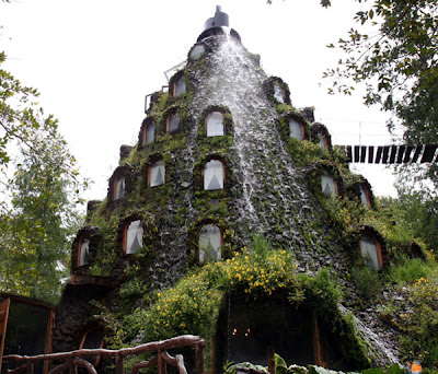 Hotel Montaña Magica Chile