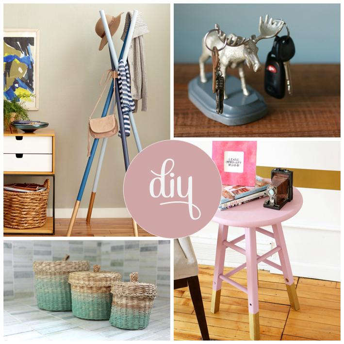 Reciclar objetos para decorar la casa for Manualidades decoracion casa