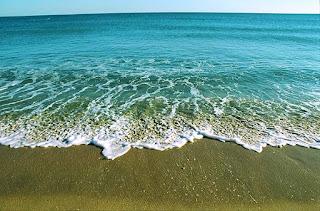 Água salobra - mar - água salgada