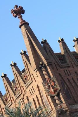 Col·legi de les Teresianes designed by Antoni Gaudí
