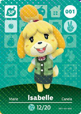JUGUETES - NINTENDO Amiibo  Figura Isabelle | Canela : Animal Crossing  (Octubre 2015) | Videojuegos | Muñeco  Comprar en Amazon