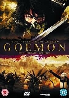Goemon Legendado 2011