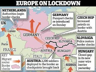 ISIS po vjen në Europë bashkë me refugjatët