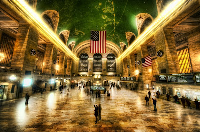 New York Grand Central Jonah Engler