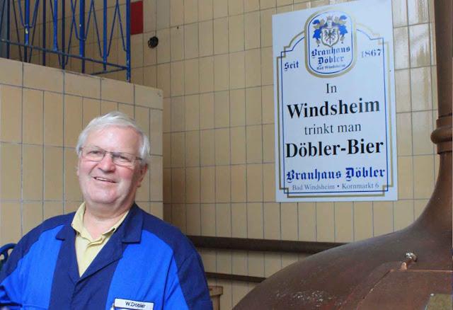 Wilhelm Döbler III. © Copyright Monika Fuchs, TravelWorldOnline