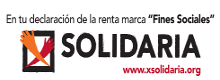 X Solidaria en tu declaracion