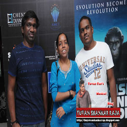 Yuvan, Bhavatharani, Karthik in Movie Preview