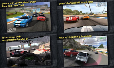 Real Racing 2 Apk + SD Data for Android