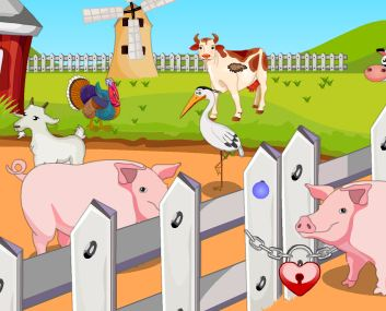 Play PinkyGirlGames Pig Escape…