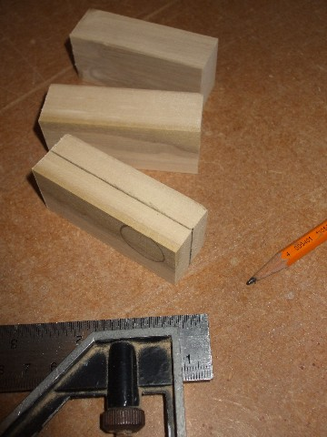 Fishing jig making without expensive moulds how to make the raw materials for my three piece wooden jig head mould solutioingenieria Image collections
